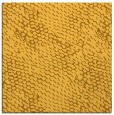 rug #806256 | square light-orange animal rug