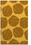 rug #806269 |  light-orange graphic rug