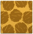 rug #806281 | square light-orange graphic rug