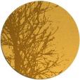 rug #806293 | round light-orange popular rug