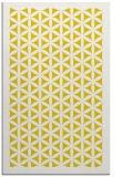 rug #806909 |  yellow rug