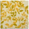 rug #808916 | square yellow natural rug