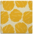 rug #809021 | square yellow popular rug