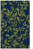 rug #810109 |  blue natural rug