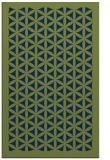rug #810169    green traditional rug