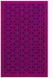 rug #811539 |  blue geometry rug