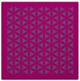 rug #811553 | square traditional rug