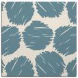 rug #812281 | square blue-green popular rug