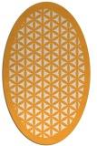 rug #812906 | oval geometry rug