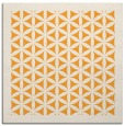 rug #812921 | square white geometry rug