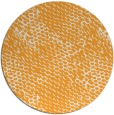 rug #812933 | round light-orange animal rug