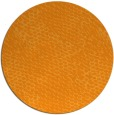rug #813618 | round light-orange animal rug