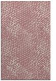 rug #814299 |  pink animal rug