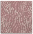 rug #814311   square pink animal rug
