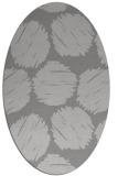 rug #815692 | oval graphic rug