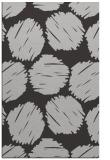 rug #815694 |  orange graphic rug
