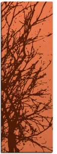 collected branches rug - product 815722