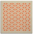 rug #816346 | square beige traditional rug