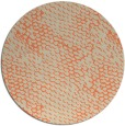 rug #816359   round animal rug