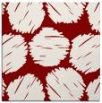 rug #817078 | square circles rug