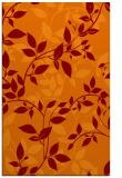 rug #817644 |  red-orange natural rug