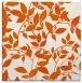 rug #818341   square red-orange natural rug