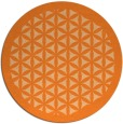 rug #819766 | round traditional rug