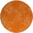 rug #819783 | round red-orange animal rug