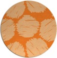 rug #819810 | round graphic rug