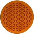 rug #820448   round borders rug