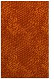 rug #820464 |  red-orange rug