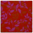 rug #821081 | square red rug