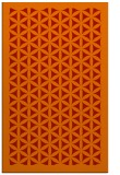 rug #822499 |  red traditional rug