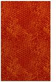 rug #822519 |  orange natural rug