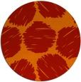 rug #822549 | round circles rug