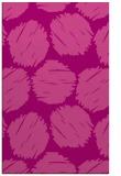 rug #825804    pink circles rug