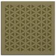rug #826456 | square light-green borders rug