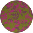 rug #827073   round light-green popular rug