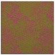 rug #827161 | square light-green animal rug