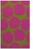 rug #827174 |  pink circles rug
