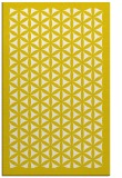 rug #835704 |  white borders rug