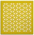rug #835716 | square white borders rug