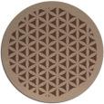 rug #836396   round traditional rug
