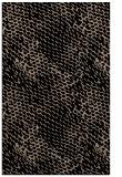 rug #837094 |  black animal rug