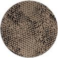 rug #837099 | round natural rug