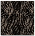 rug #837106 | square black animal rug