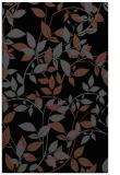 rug #837699 |  black natural rug