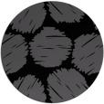 rug #837808   round black circles rug
