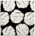 rug #839186 | square white retro rug
