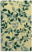 rug #839754 |  yellow natural rug
